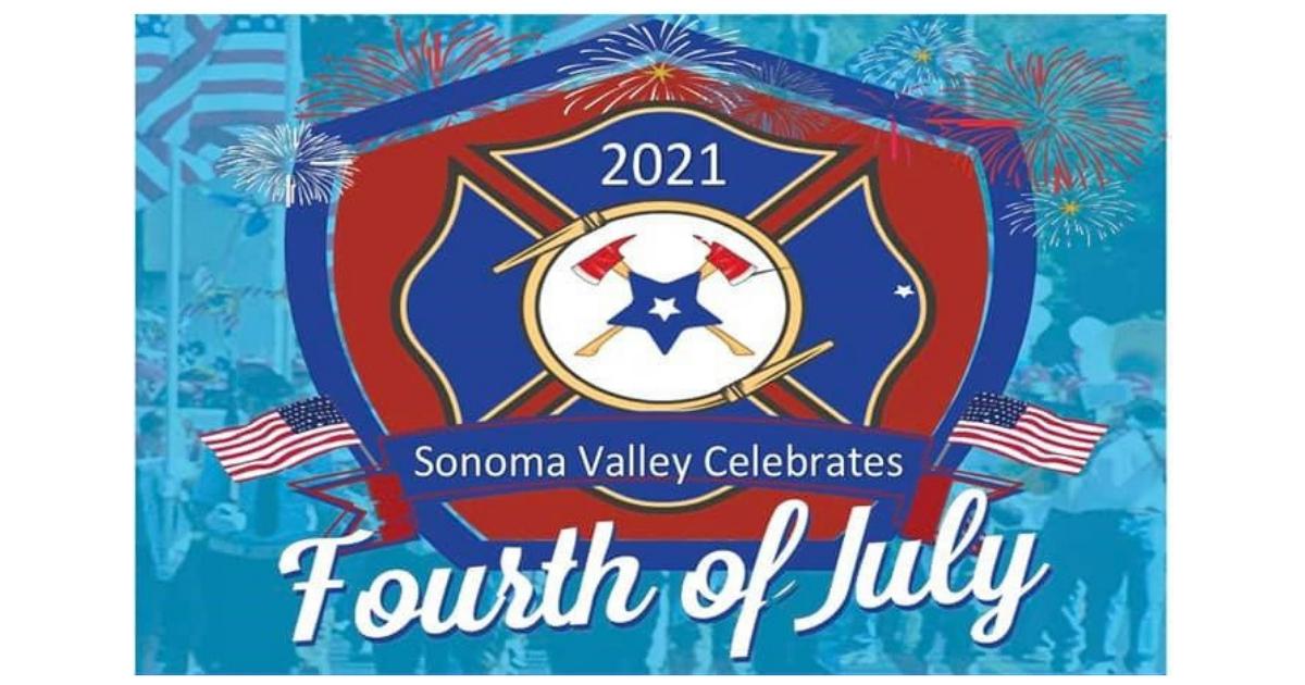 Sonoma Valley Celebrates 4th of July