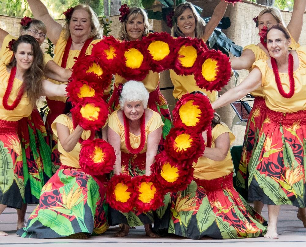 Hula Mai Performers