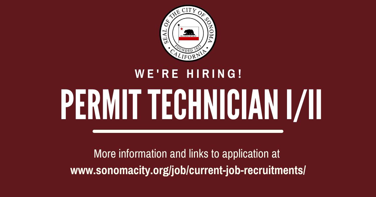 Permit Technician I/II