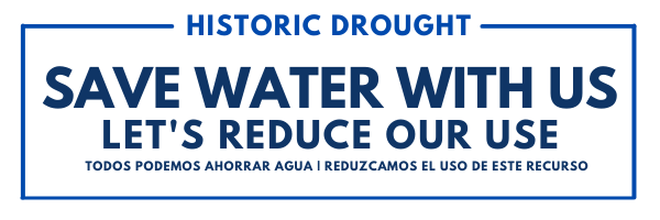 Save Water With Us