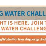 Saving Water Challenge