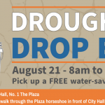 Drought Drop By August 21st