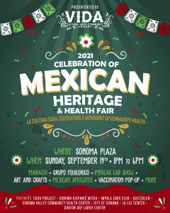 Mexican Heritage & Health Fair