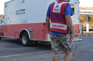 Disaster Relief Red Cross