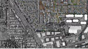 Aerial maps photo