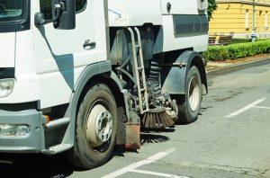 Street Cleaner Truck