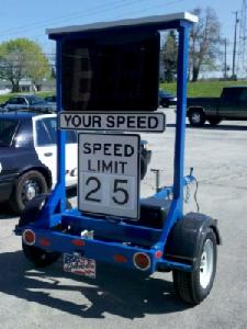Speed Awareness Trailer