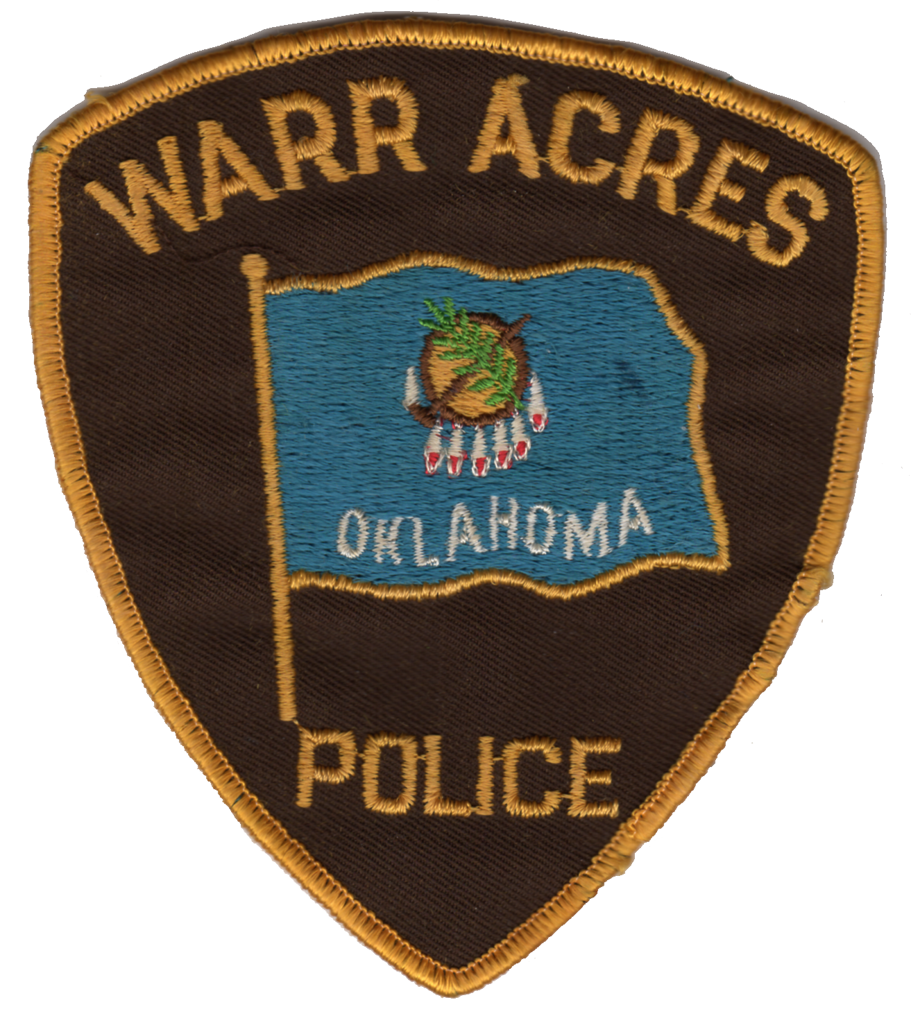 WAPD Patch with OK flag