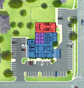 city hall concept