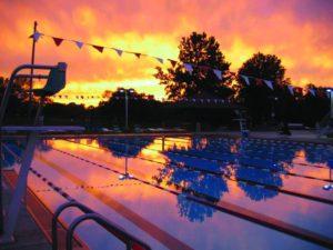 wilson pool sky