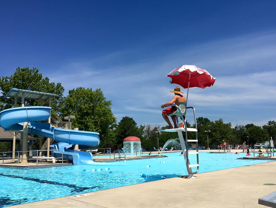 Wilson park pool west carrollton - Swimming pools with slides north west ...