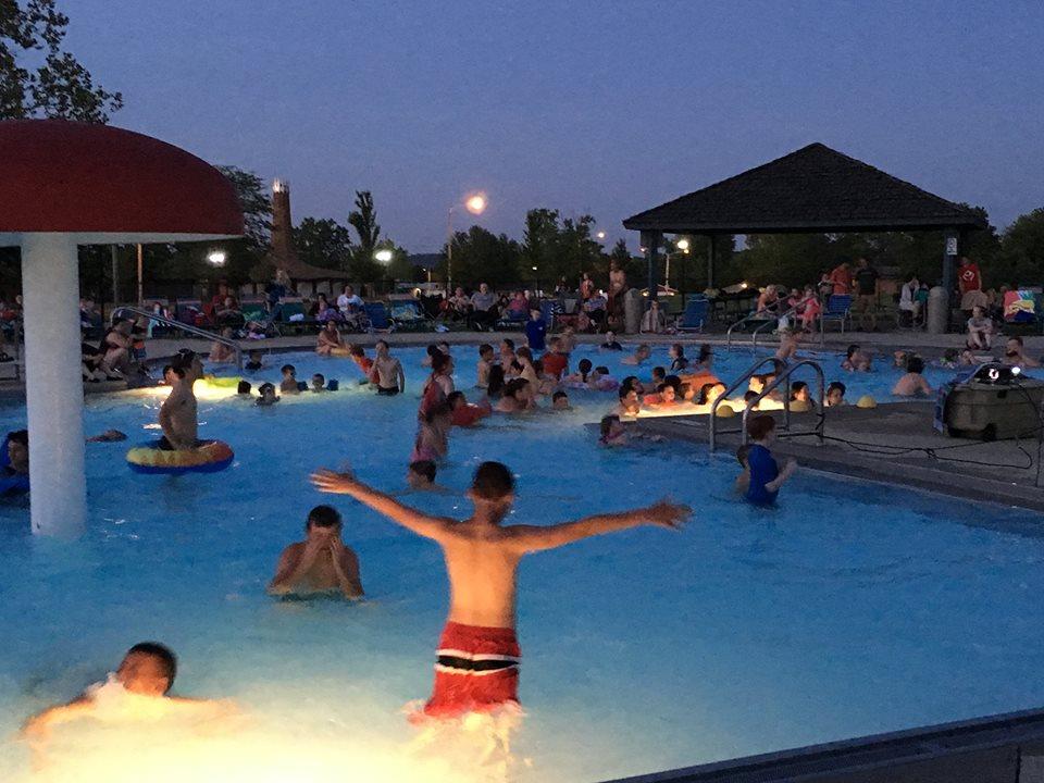 Swim Night