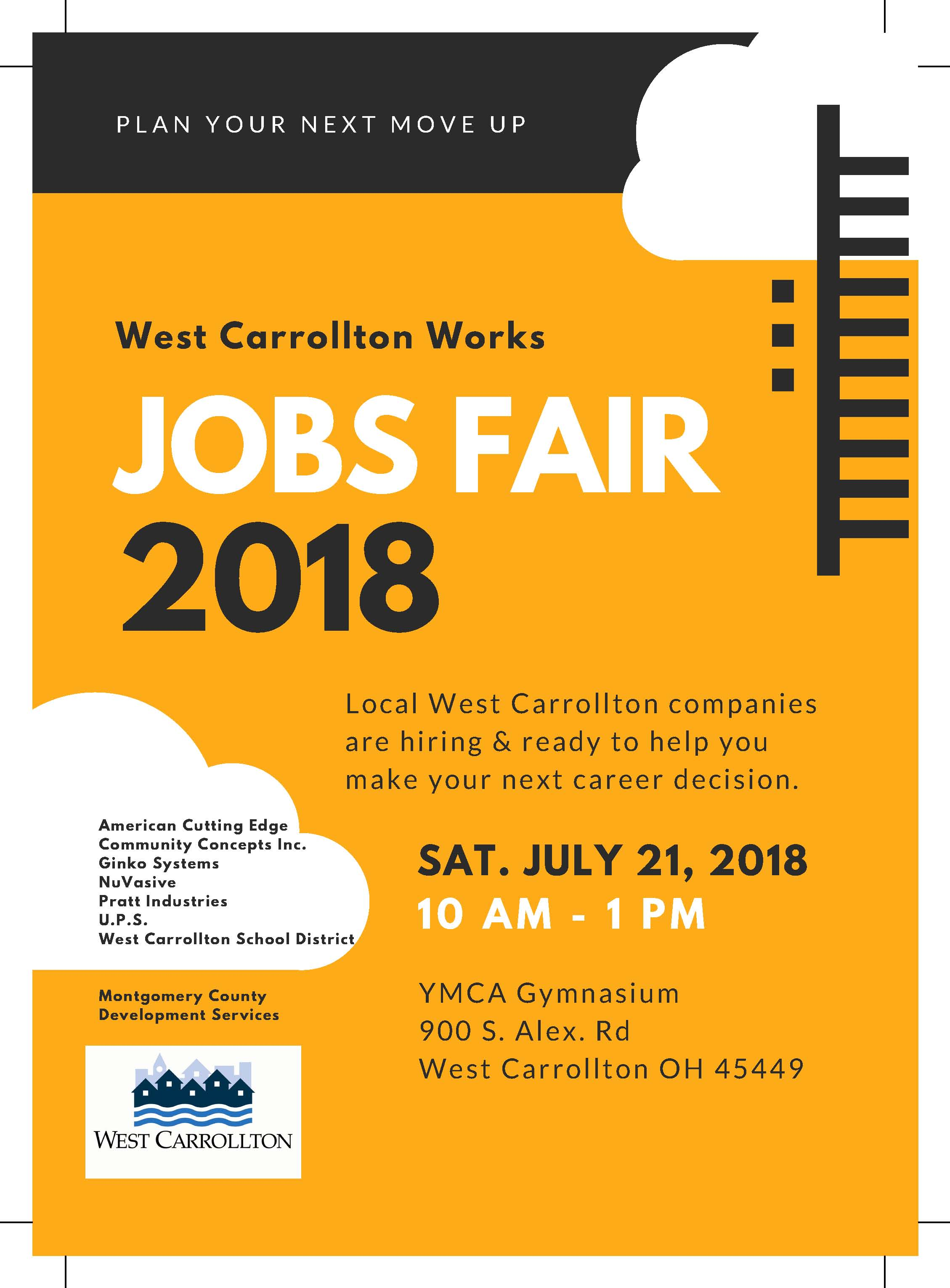 Jobs Fair Flyer