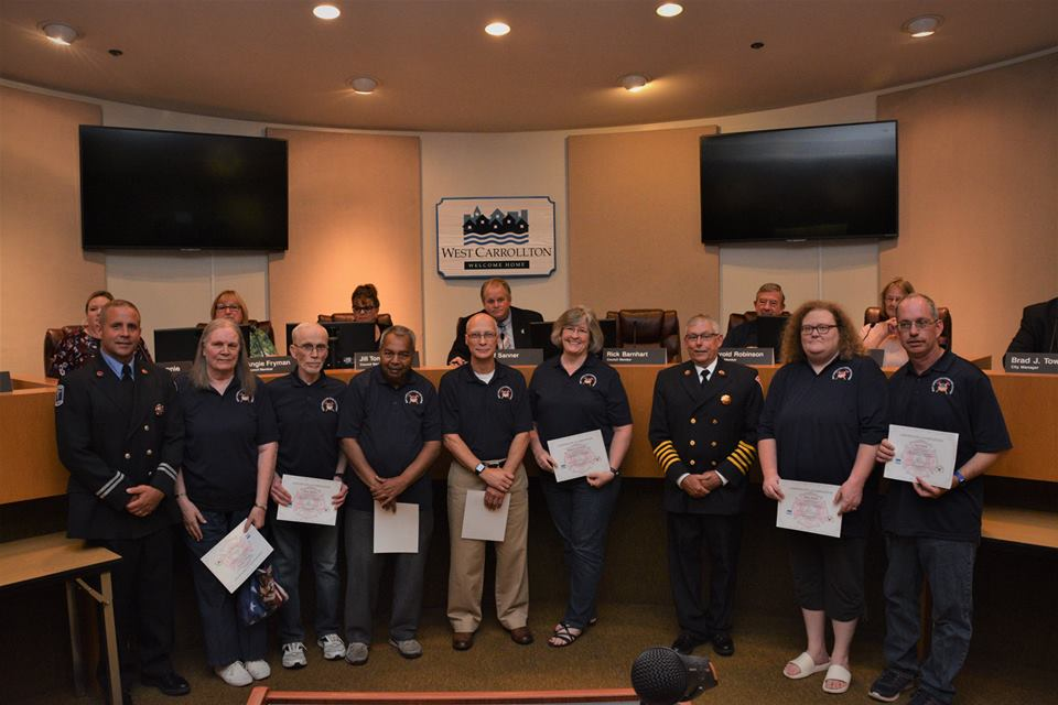 council recognition