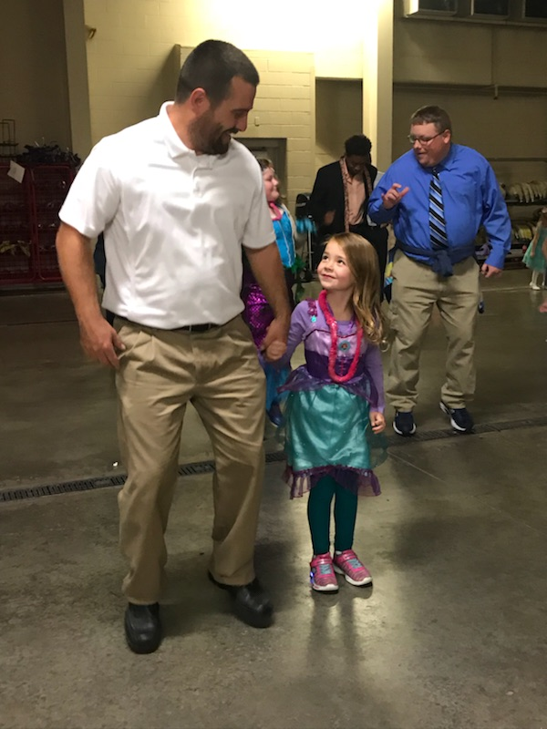 2017 father daughter dance