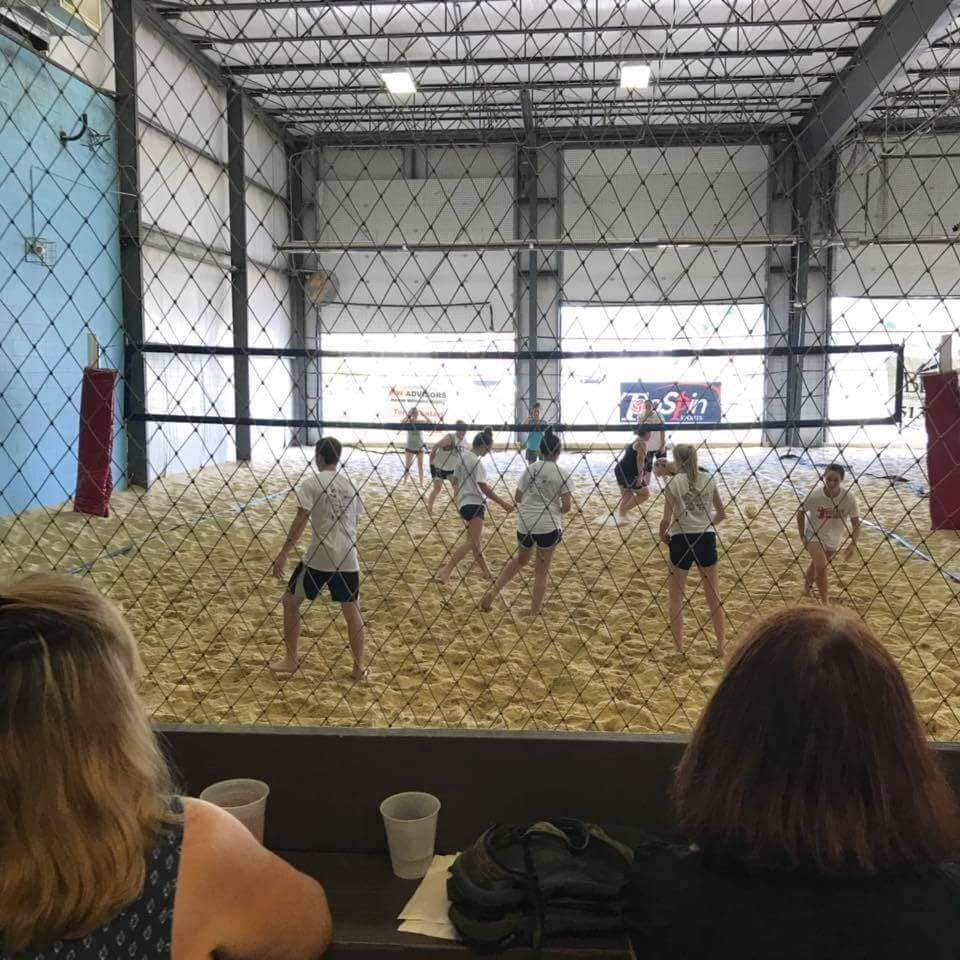 Inside Volleyball