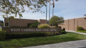 civic center front