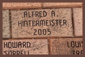 plaza of fame brick