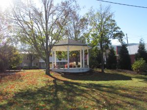 Old Mill Park Gazebo