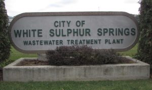 WWTP Sign