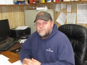 Mark Layman Water Dept Supervisor