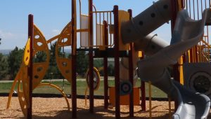 Playground at Lookout Park