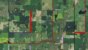 Road Closures, Conditions, and Restrictions Map