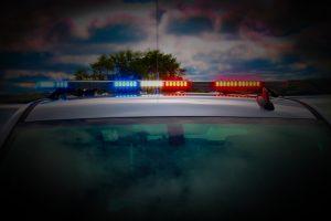 Patrol vehicle lights