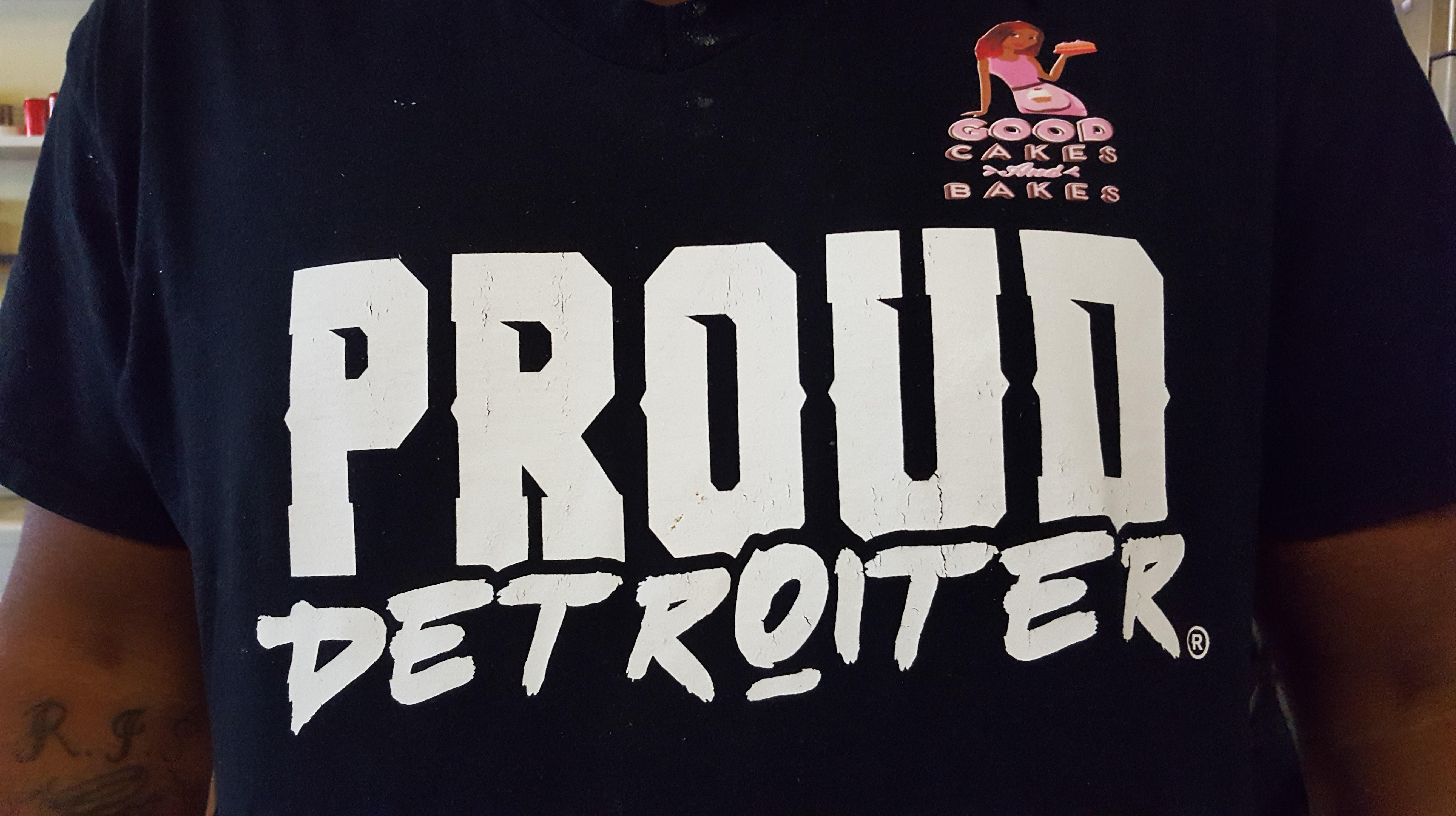 Proud Detroiter