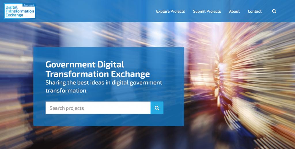 Government Digital Transformation Exchange