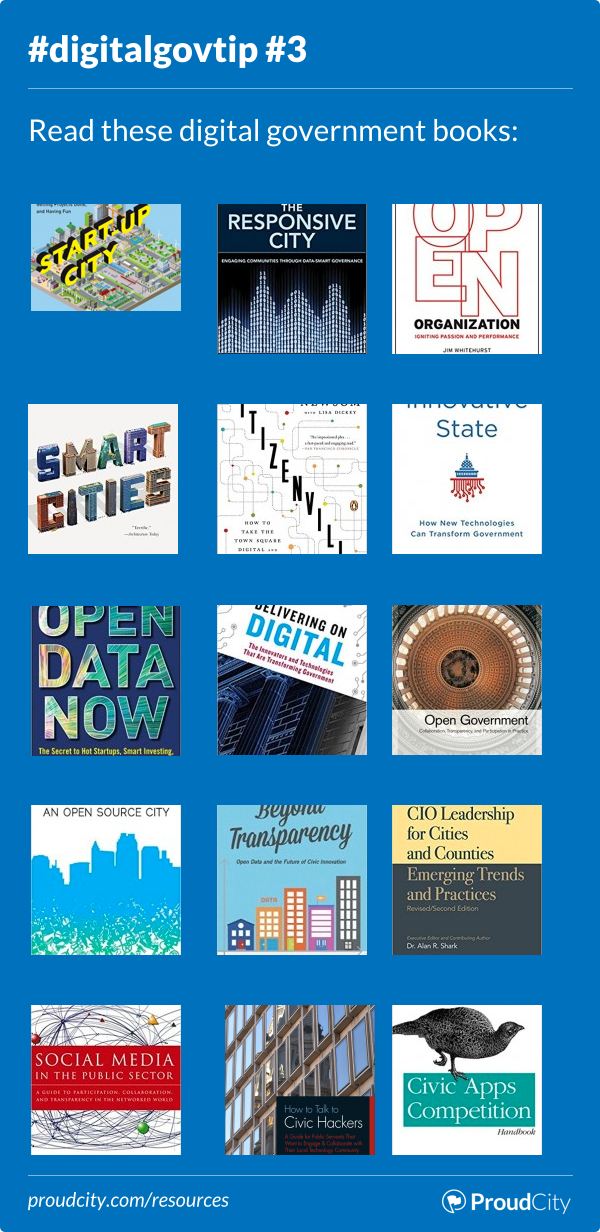 Read these digital government books