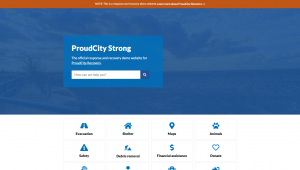 ProudCity Recovers