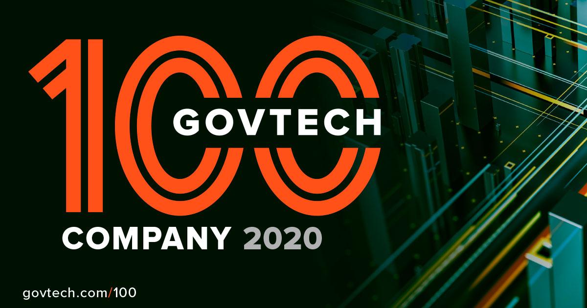 2020 GovTech 100