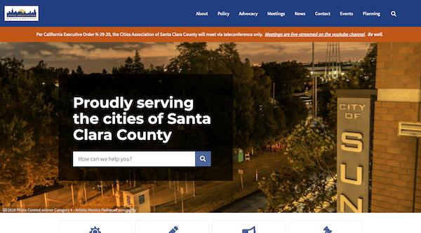 Cities Association of Santa Clara County