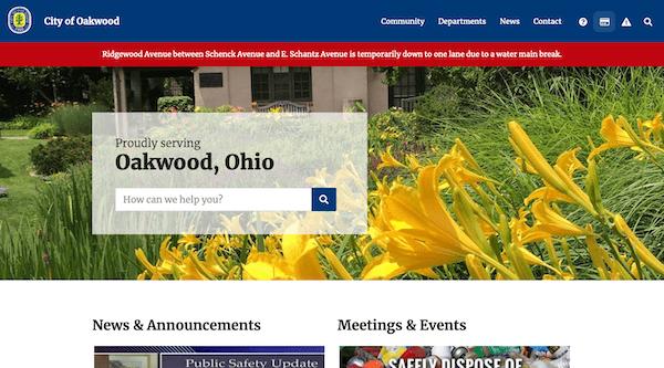 Oakwood, Ohio