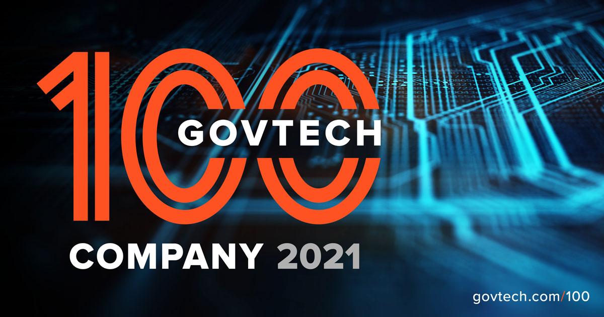 2021 GovTech 100