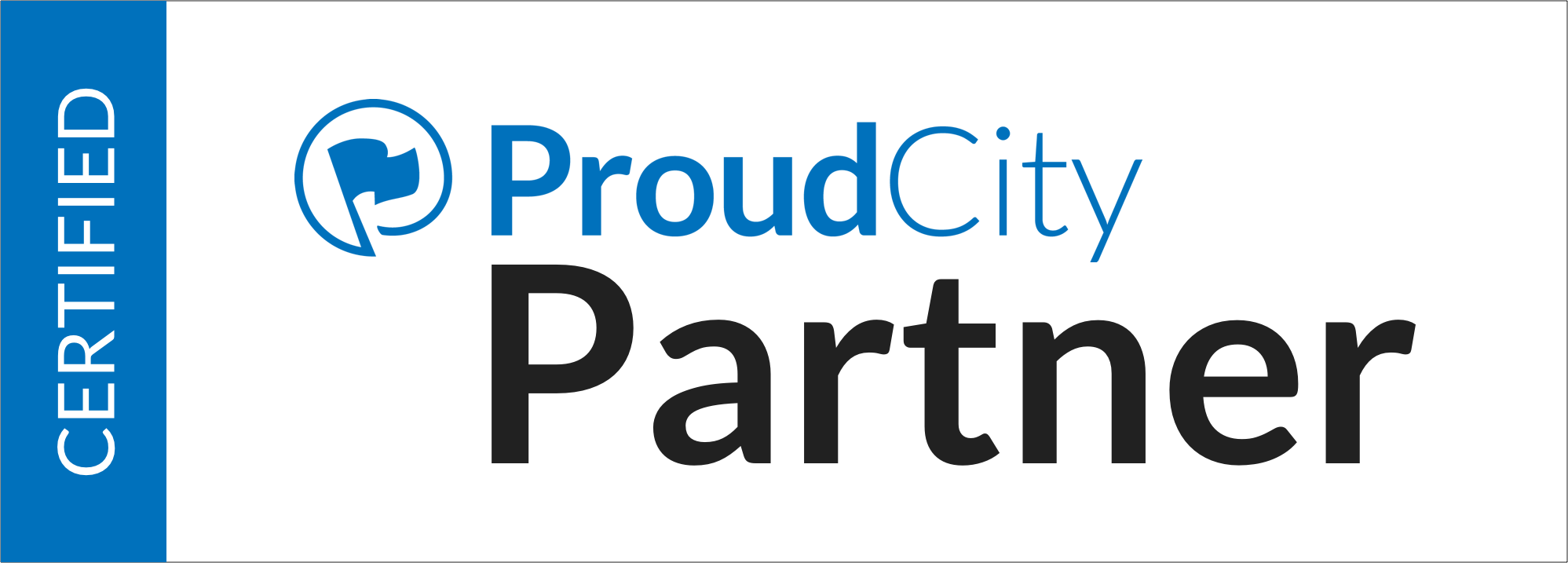 ProudCity Certified Service Partner