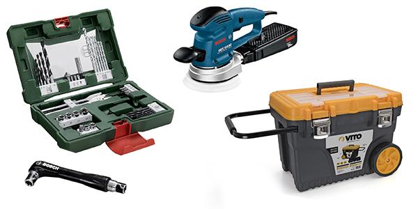 Coffrets et outils