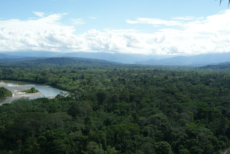 Andes and Amazon tours