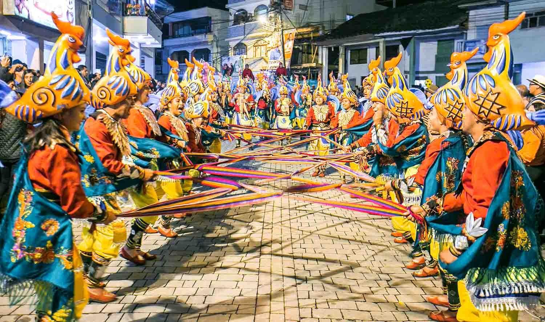Carnival tours