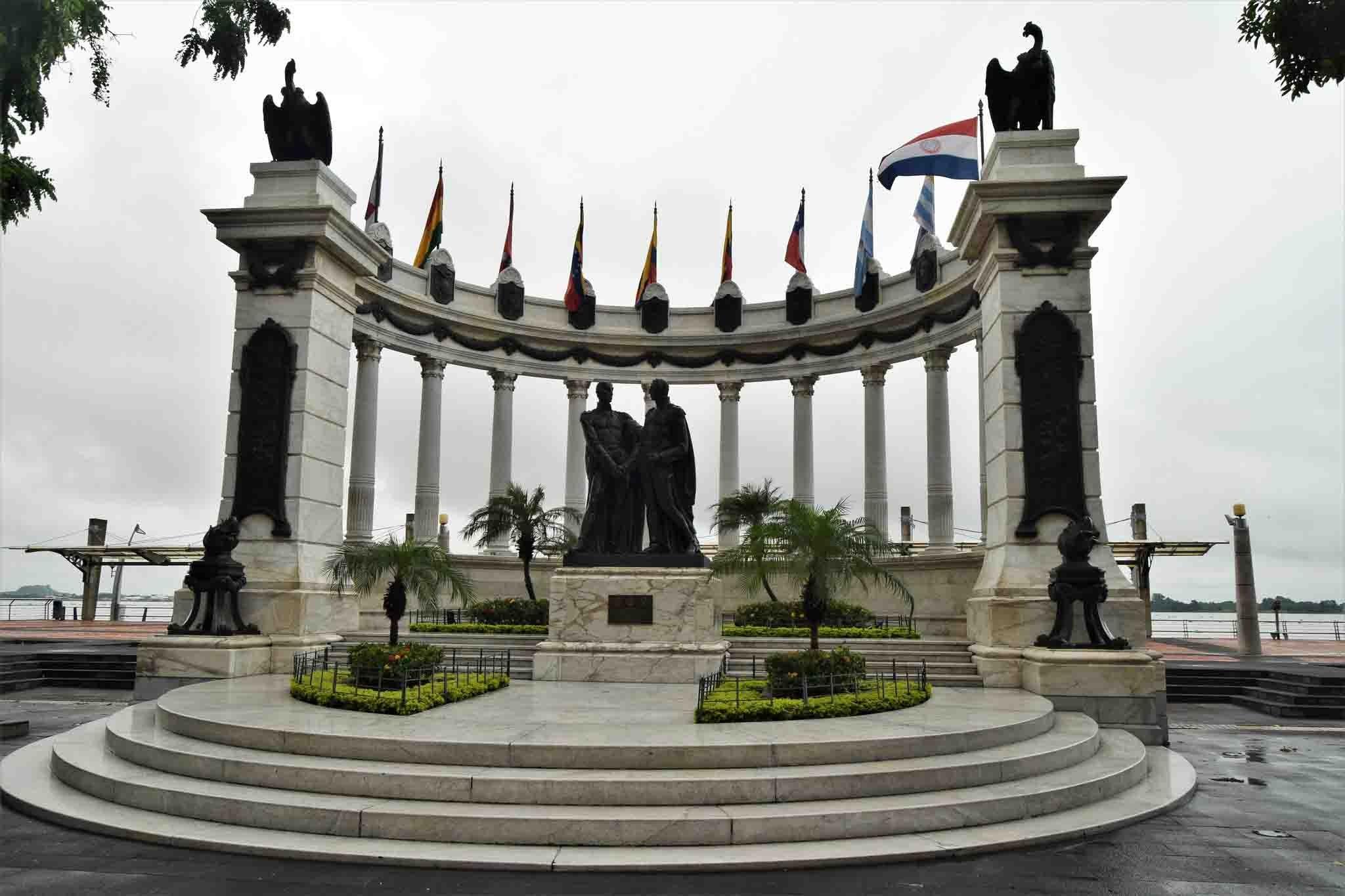 Guayaquil coast