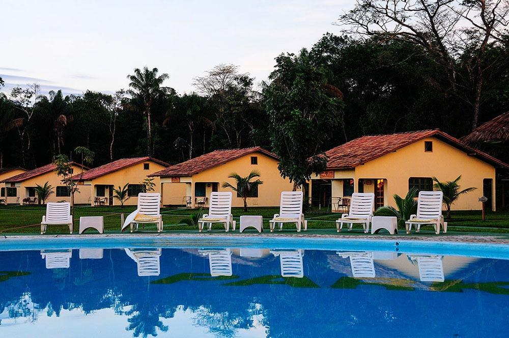 Pool | Agua Boa Amazon