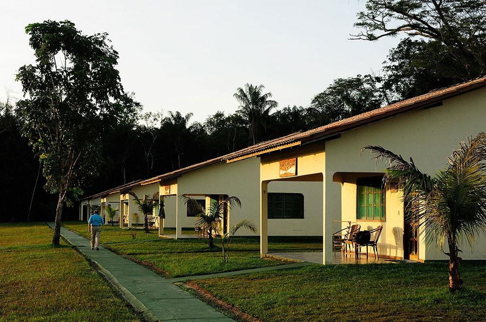 Exterior | Agua Boa Amazon