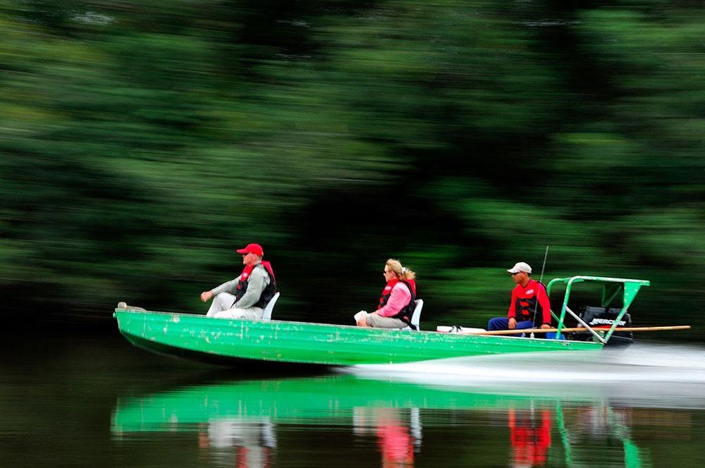 Boat | Agua Boa Amazon