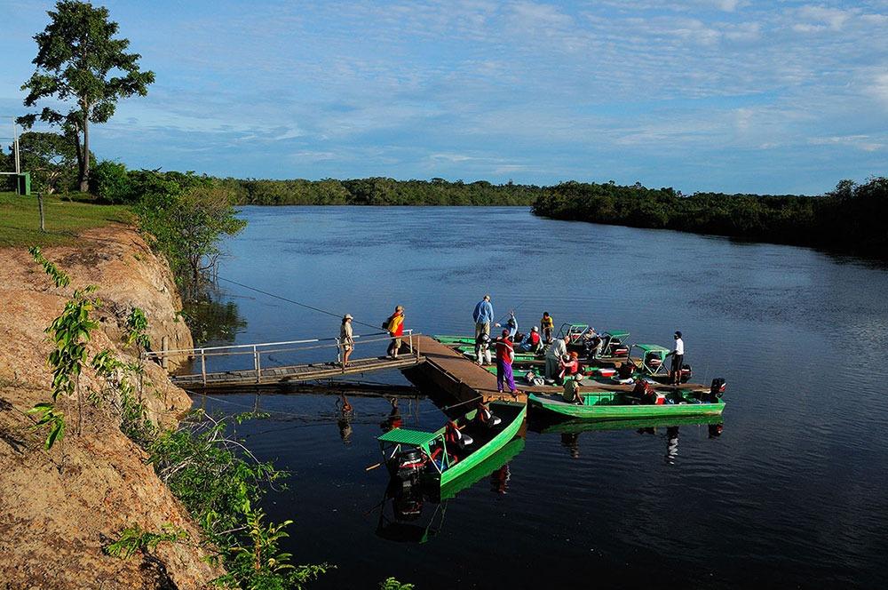 Agua Boa Amazon Lodge