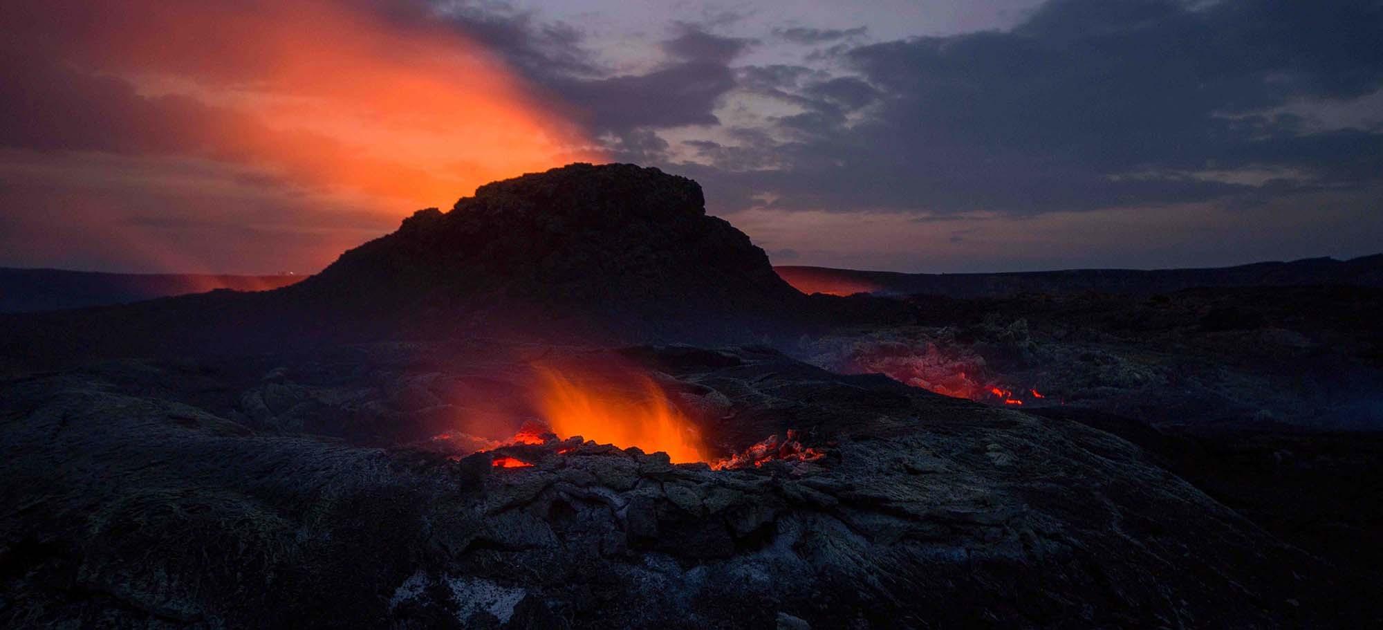 Galapagos Geology