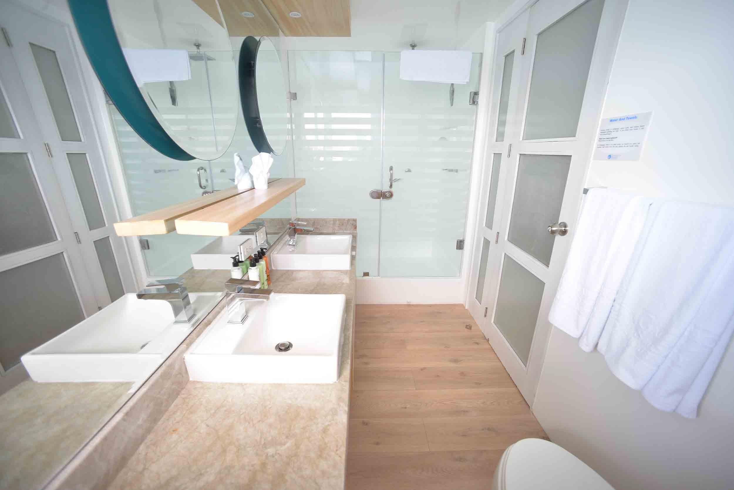 Sea Star Journey |  Bathroom