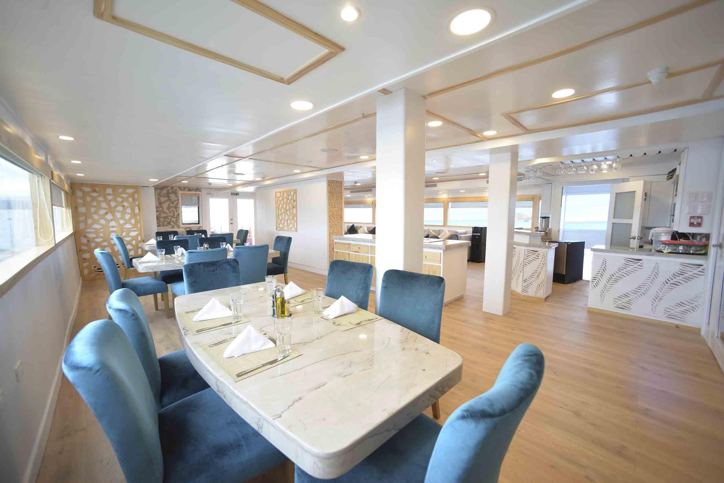 Sea Star Journey |  Dining Room