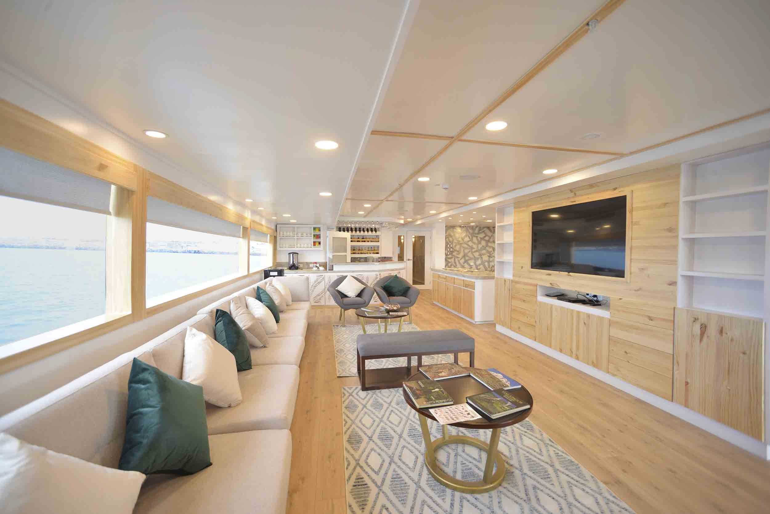Sea Star Journey |  Guest Lounge