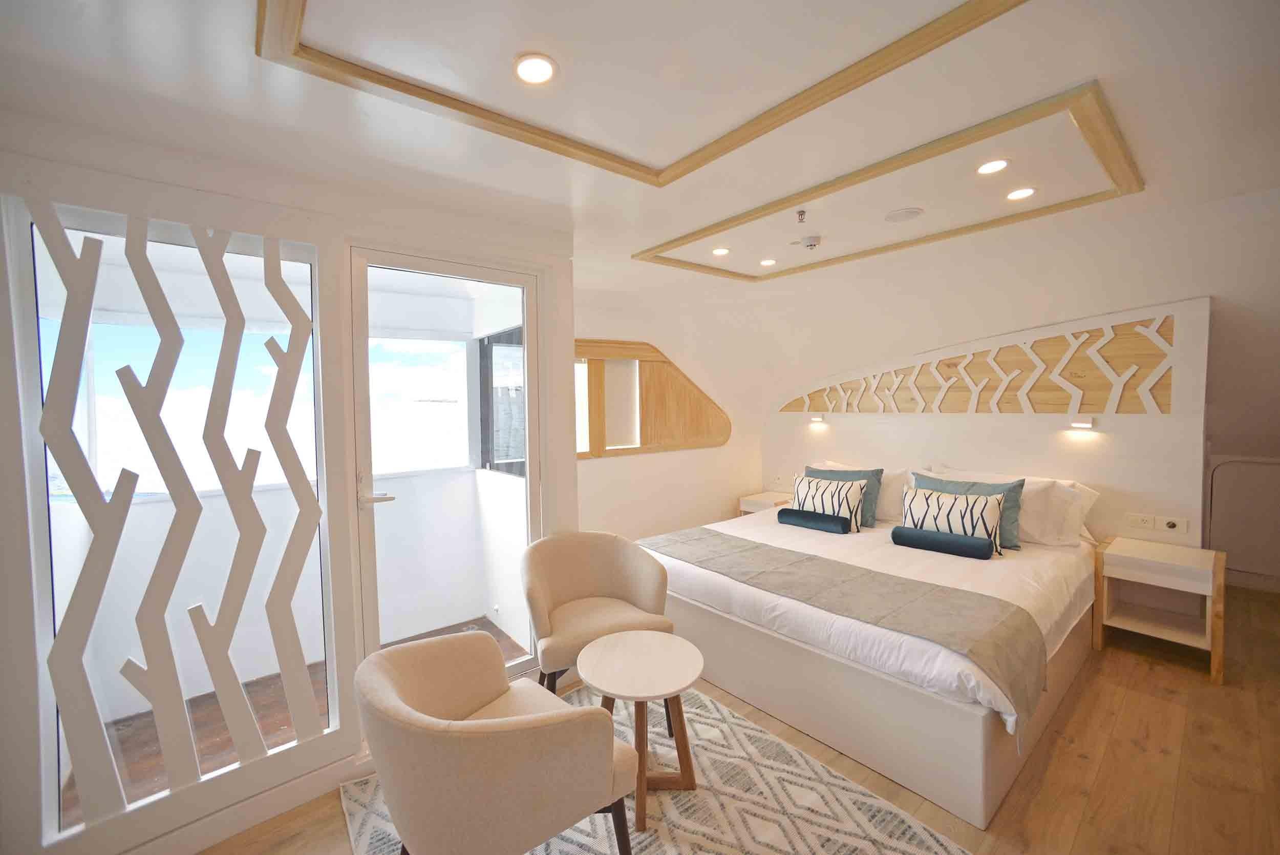 Sea Star Journey |  Matrimonial Suite